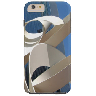 Abstract Sculpture Los Angeles Tough iPhone 6 Plus Case