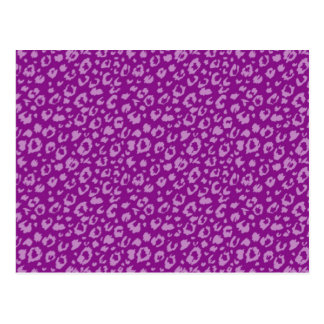 Abstract seamless pattern,purple 03 postcard