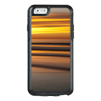Abstract seascape at sunset, CA OtterBox iPhone 6/6s Case
