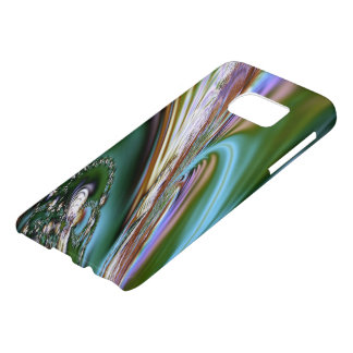 Abstract Seashell Samsung Galaxy S7 Case