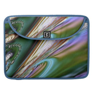 Abstract Seashell Sleeve For MacBook Pro