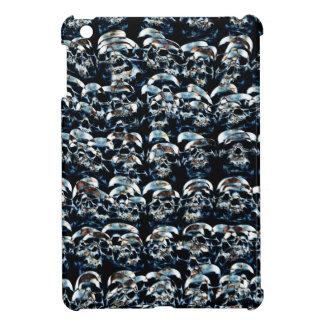 Abstract Series of Skulls iPad Mini Cases