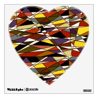 Abstract Shapes 40 Wall Decal