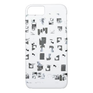 Abstract Shapes iPhone 7 Case