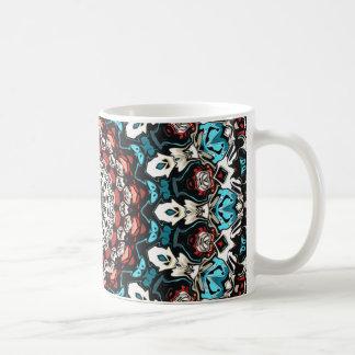 Abstract Shapes Mandala Coffee Mug