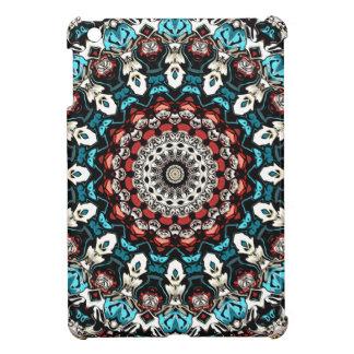 Abstract Shapes Mandala iPad Mini Cover