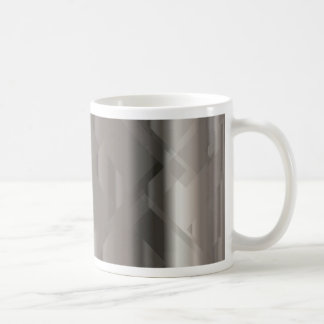 Abstract Silver Background Coffee Mug