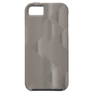 Abstract Silver Background iPhone 5 Cover