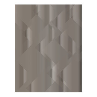 Abstract Silver Background Postcard
