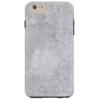 Abstract silver paper tough iPhone 6 plus case
