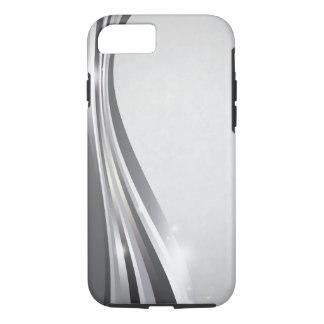 abstract silver shiny iPhone 7 case