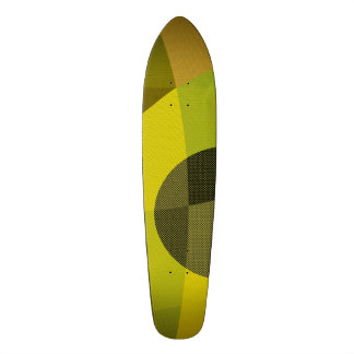 abstract skate boards
