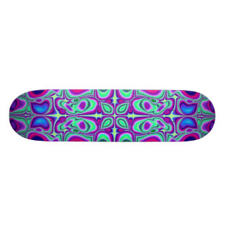 Abstract Skateboards