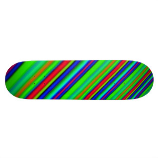 abstract skate deck