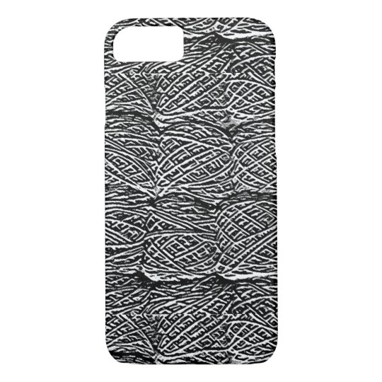 Abstract Skeins of Yarn Customizable iPhone 8/7 Case