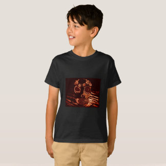 ABSTRACT SKELETON T-Shirt