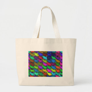 abstract skin canvas bags