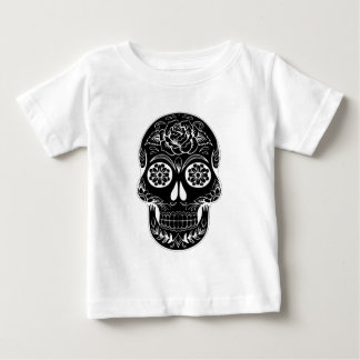 Abstract Skull Baby T-Shirt
