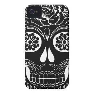 Abstract Skull Case-Mate iPhone 4 Cases