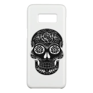 Abstract Skull Samsung Galaxy S8 Case