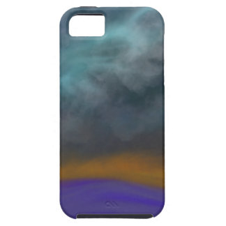 Abstract sky iPhone 5 cover