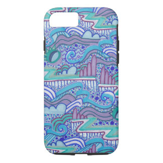 Abstract Sky Way Up High iPhone 7 Case