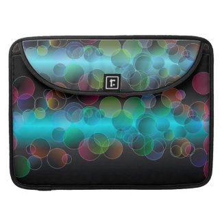 Abstract Sleeve For MacBooks