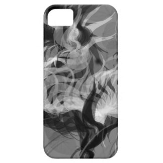 Abstract Small Dog iPhone 5 Cover
