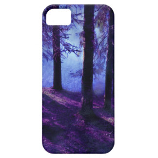 Abstract Small Forest Pond iPhone 5 Covers