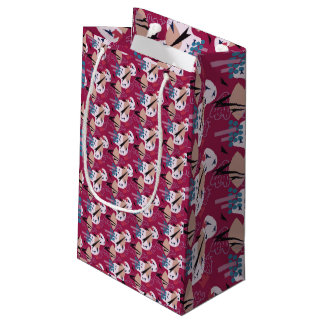 Abstract Small Gift Bag