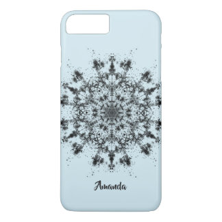 Abstract Snowflake iPhone 8 Plus/7 Plus Case