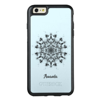 Abstract Snowflake OtterBox iPhone 6/6s Plus Case