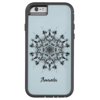 Abstract Snowflake Tough Xtreme iPhone 6 Case