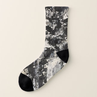Abstract socks 1