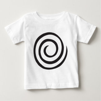 Abstract Spiral Baby T-Shirt