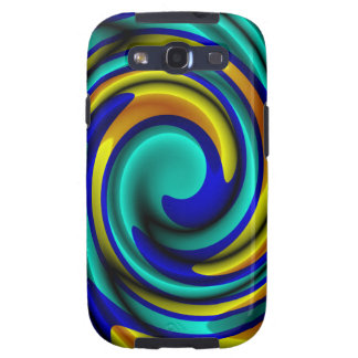 Abstract - Spiral Galaxy S3 Covers