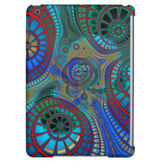 Abstract Spirals Cover For iPad Air