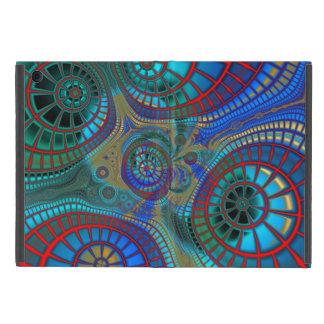 Abstract Spirals iPad Mini Case