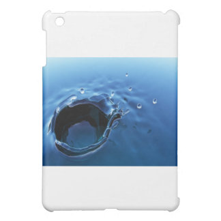 abstract splash cover for the iPad mini