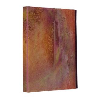 Abstract Splash of Colors iPad Folio Case