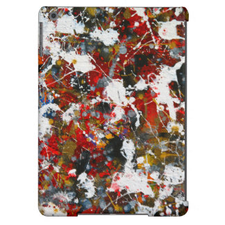 Abstract Splashes. iPad Air Cases