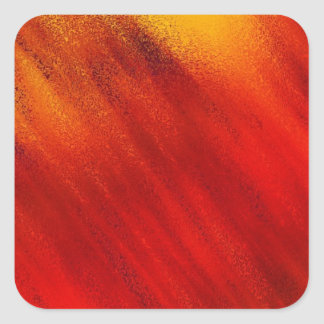 Abstract Square Sticker