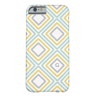 Abstract Squares iPhone 6 case Barely There iPhone 6 Case