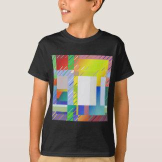 Abstract Squares T-Shirt