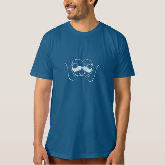 Abstract Stache T Shirts
