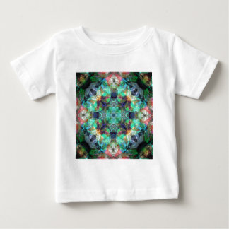 Abstract Stained Glass Baby T-Shirt