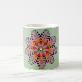 Abstract Star Coffee Mug