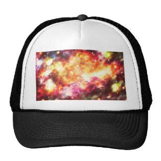 Abstract Starry Background 5 Trucker Hat