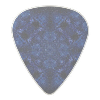Abstract Starry Sky Acetal Guitar Pick