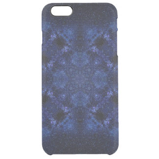 Abstract Starry Sky Clear iPhone 6 Plus Case